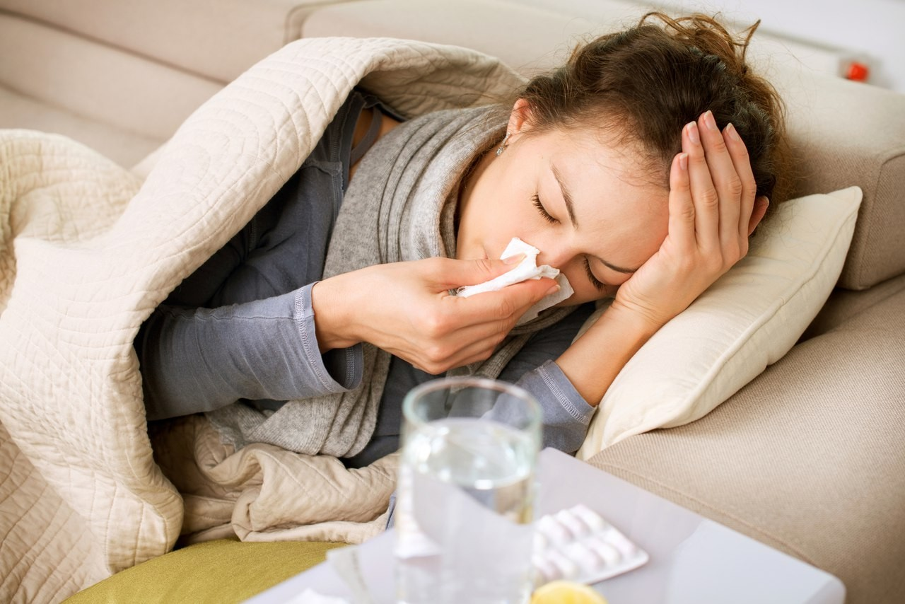 ОРВИ, грипп, терапевт