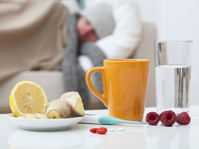 профилактика ОРВИ и гриппа